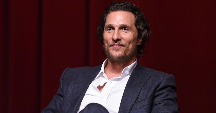Matthew McConaughey roser Nikolaj Arcel – forklarer fravalg af 'Guardians of the Galaxy'