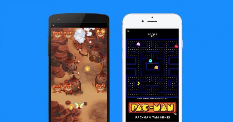 De fem bedste Facebook Messenger-spil – og to du absolut ikke skal spilde tid på