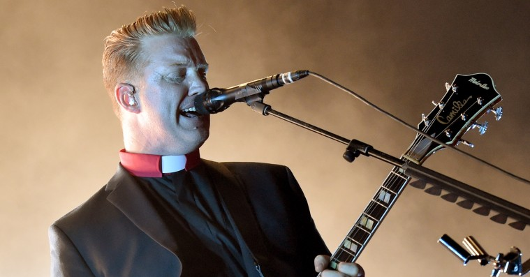 Queens of the Stone Age klar med nyt album i 2017