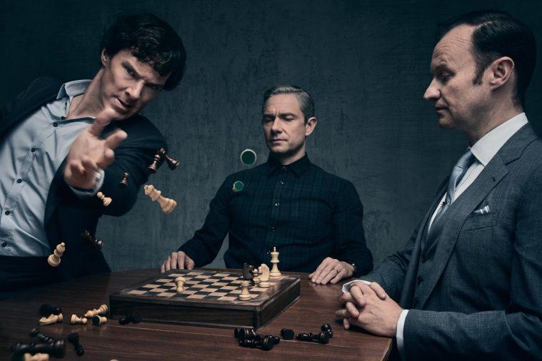 Sherlock final problem