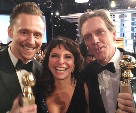 Susanne Bier Tom Hiddleston Hugh Laurie