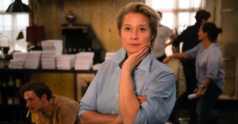 Trine Dyrholm om sin nye rolle på 'Arvingerne': »Det kræver gevaldige nosser«