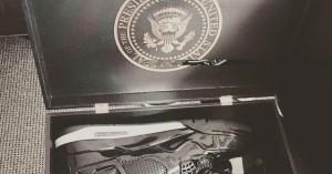 Barack Obama får specialdesignede Air Jordans – hvem der bare var præsident