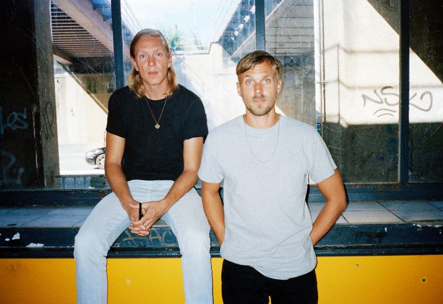 Cancer: Nikolaj Vonsild og Kristian Finne Kristensen.