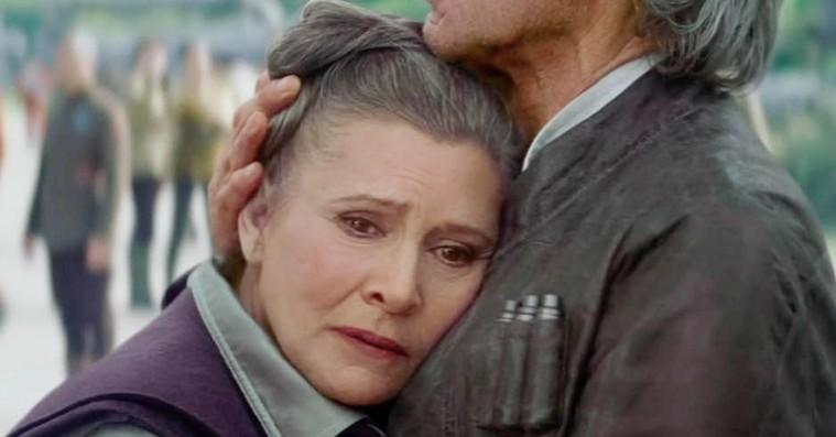 Skuffende udmelding fra Lucasfilm: Carrie Fisher vender ikke tilbage i 'Star Wars: Episode IX'