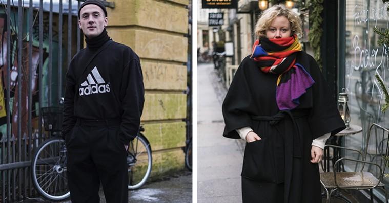 Street style: Vinteren rammer Nørrebro