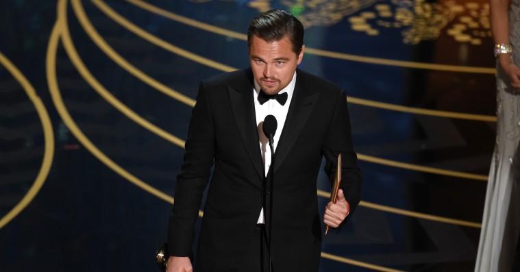 Fra DiCaprio til Sean Penn: Her er de mest uforglemmelige politiske Oscar-taler