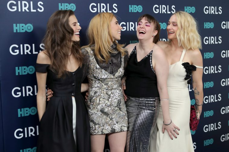 "The New York Premiere Of The Sixth & Final Season Of ""Girls"" - Red Carpet"