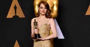 Emma Stone erobrer pladsen som verdens bedst betalte skuespillerinde