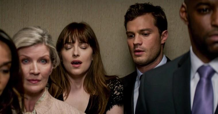 'Fifty Shades Darker'-skuespillere får mundkurv på: Må ikke tale frækt om filmen