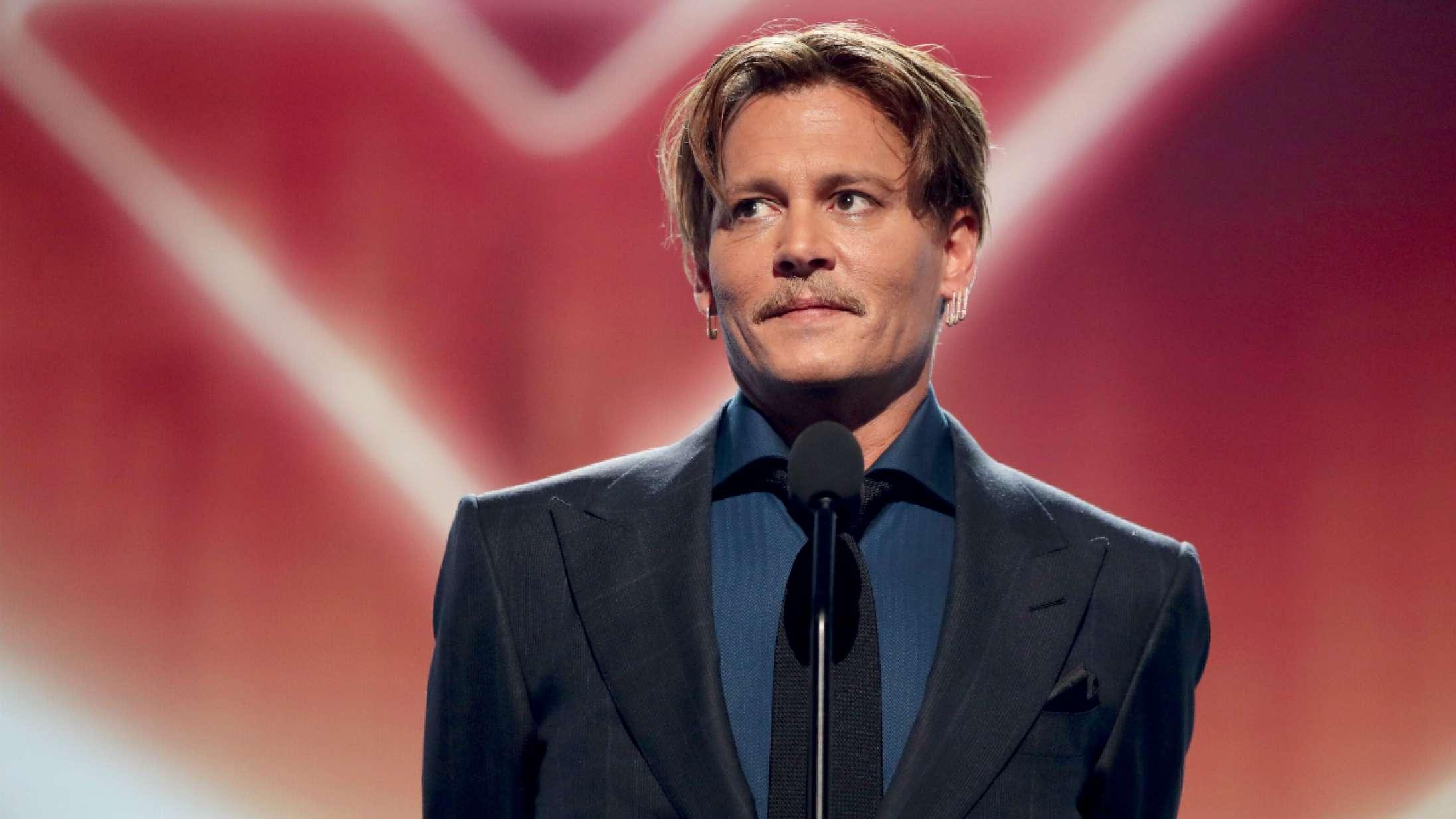 Er Johnny Depp en færdig mand i Hollywood?