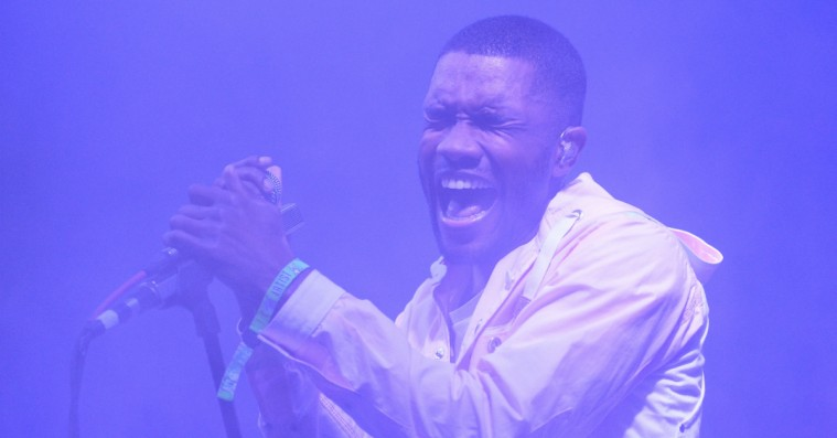 Frank Ocean var 35 minutter forsinket på NorthSide – startede flere sange forfra på scenen