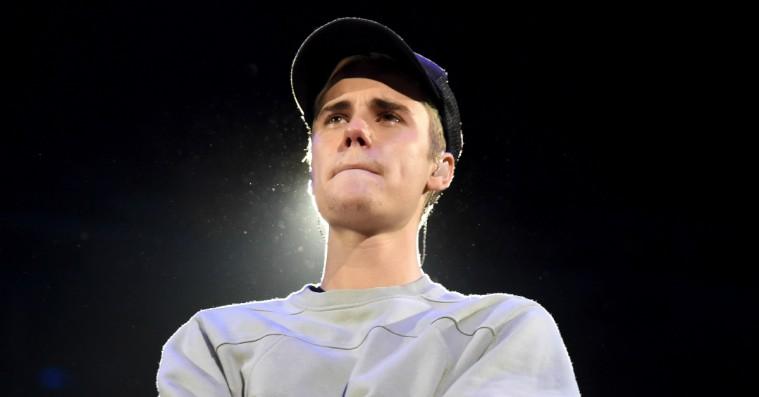 Se Justin Bieber gæste Ariana Grandes koncert på Coachella