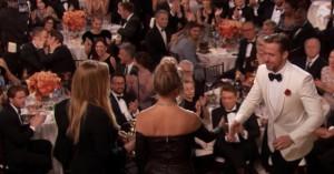 Andrew Garfield forklarer Ryan Reynolds-kysset efter Ryan Goslings Golden Globe-sejr