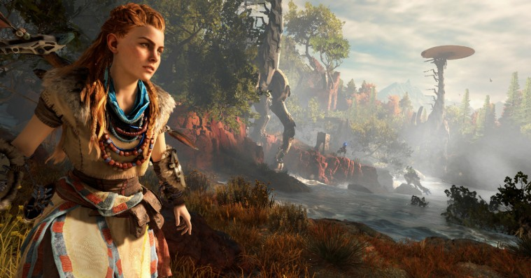 'Horizon: Zero Dawn' er et cinematisk open world-storværk