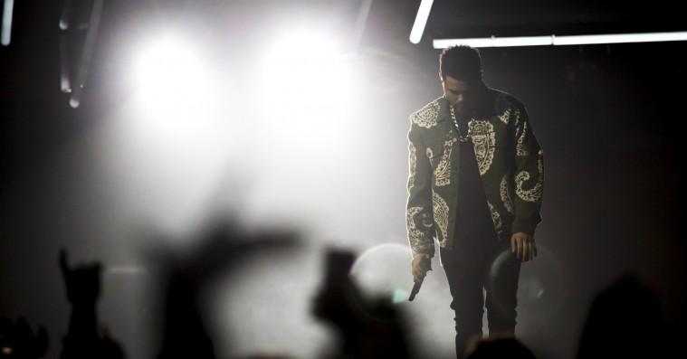 The Weeknd i Royal Arena: Se de bedste publikumsvideoer fra koncerten