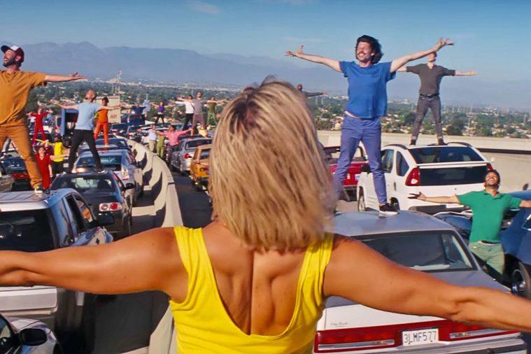 La La Land opening