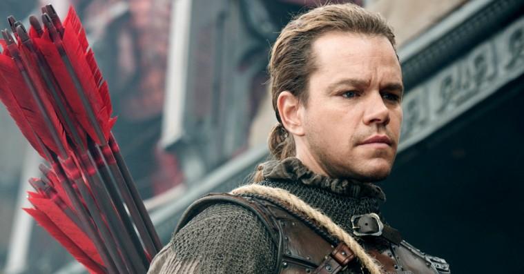 Matt Damons evner som kineser hånes efter 'The Great Wall'-premiere