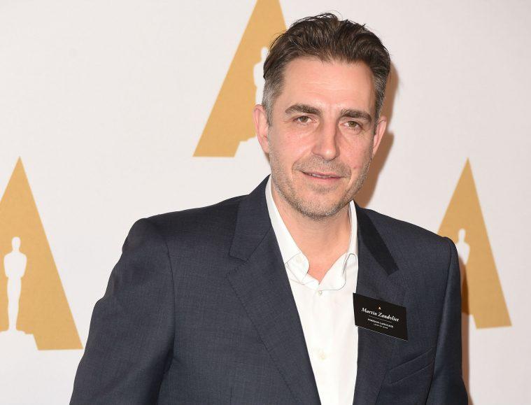 Martin Zandvliet under The Oscar Nominees Luncheon