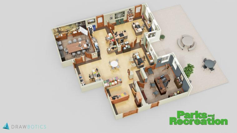 Parks-and-Recreation-3D-Floor-Plan-Drawbotics-4k