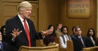 Barmavet Putin forsvarer Alec Baldwins Trump i hyperaktuel 'SNL'-sketch