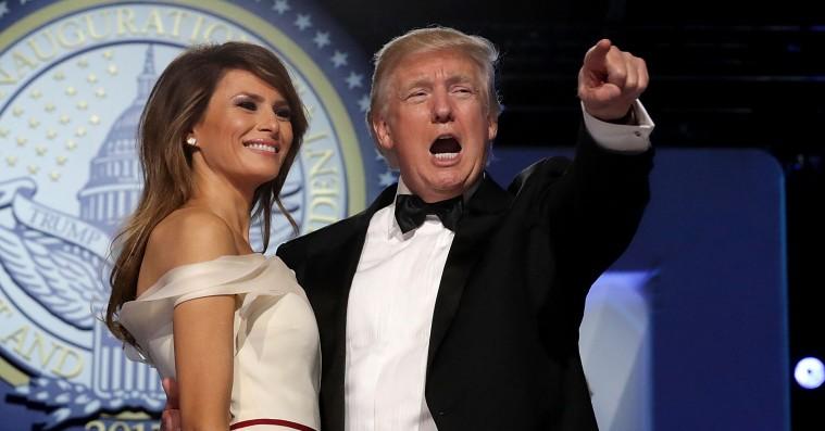 En måned i Det Hvide Hus: De 12 bedste anti-Trump-sange