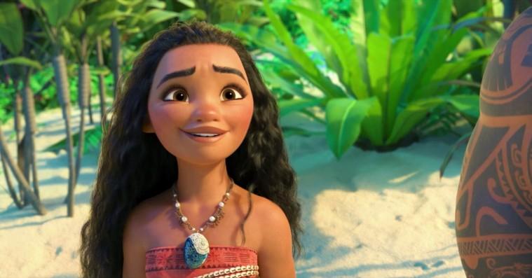 'Vaiana': Endelig en Disney-prinsesse med almindelige kropsmål
