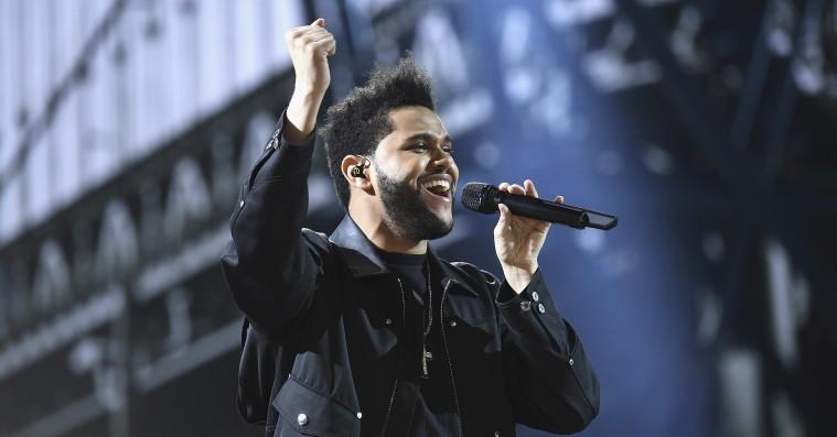 Hør The Weeknds cover af R. Kellys 'Down Low' – ude via OVO Sound Radio