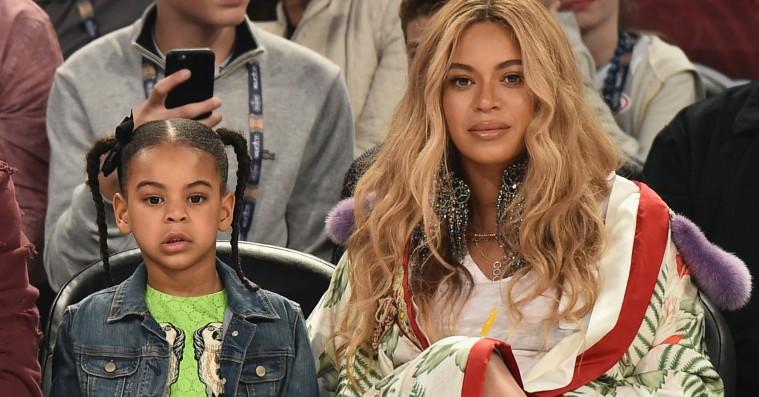 Beyoncé og Blue Ivy fortsætter deres overdrevne Gucci-parløb