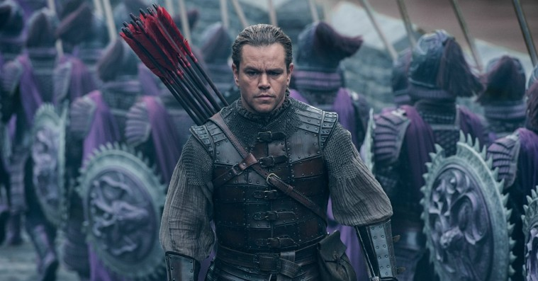 'The Great Wall': Matt Damon forsvarer Kina mod dæmoner