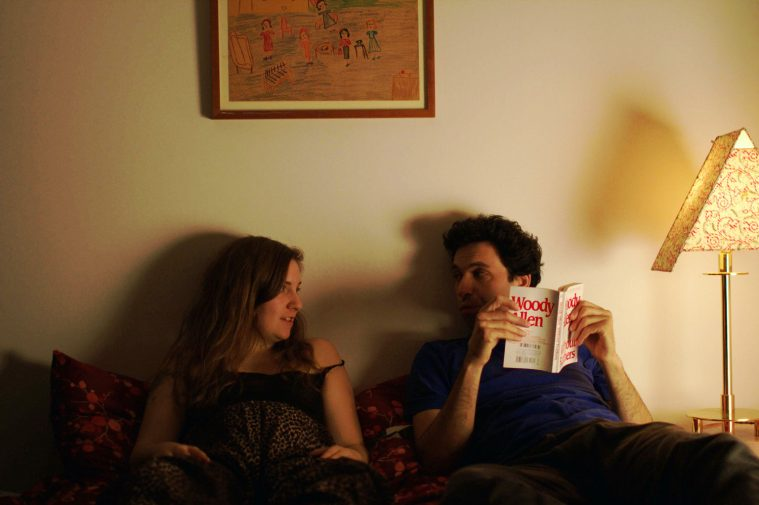 Alex Karpovsky i 'Tiny Furniture'