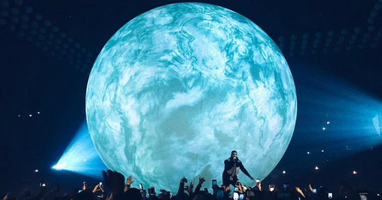 Drake møder Royal Arena: Se publikums stærkeste billeder og videoer