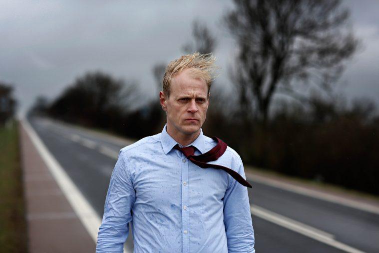 Carsten Bjørnlund i 'Arvingerne'.