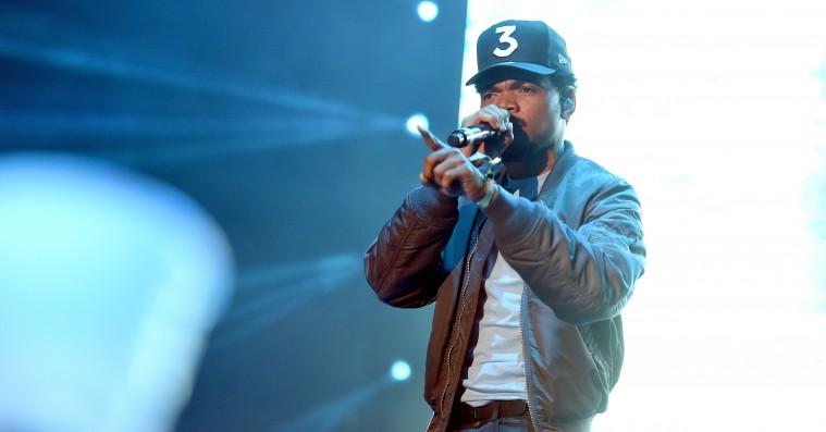 Chance the Rapper afslører, hvor meget han fik for eksklusivaftale med Apple