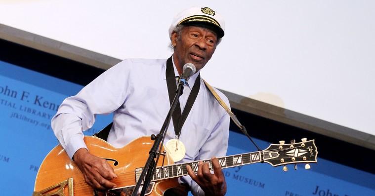 Chuck Berry er død – rockens gudfader blev 90 år