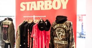 Billedreportage: The Weeknds popup-shop indtog København