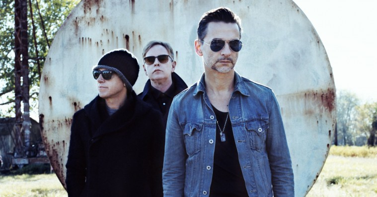 Depeche Mode fokuserer på design frem for mindeværdige sange