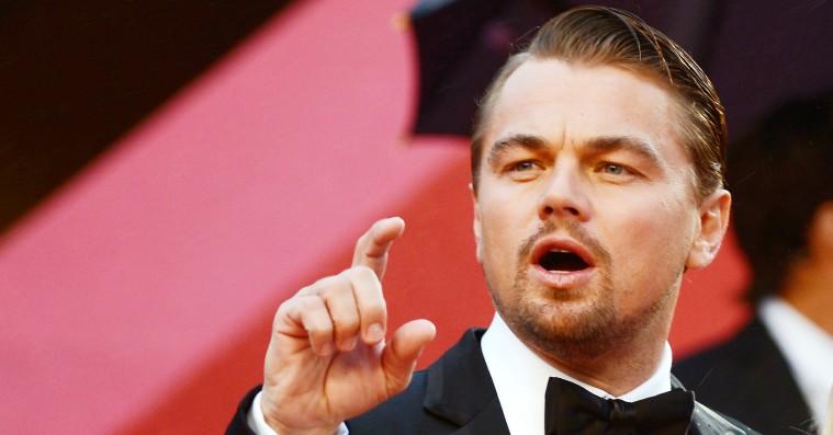 Leonardo DiCaprio skal spille navnefællen da Vinci efter heftig auktionskrig