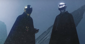 Daft Punk dukker op i The Weeknds nye rumvideo til 'I Feel It Coming'