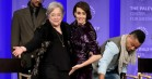 Cuba Gooding Jr. møder kritik efter han løftede op i Sarah Paulsons kjole