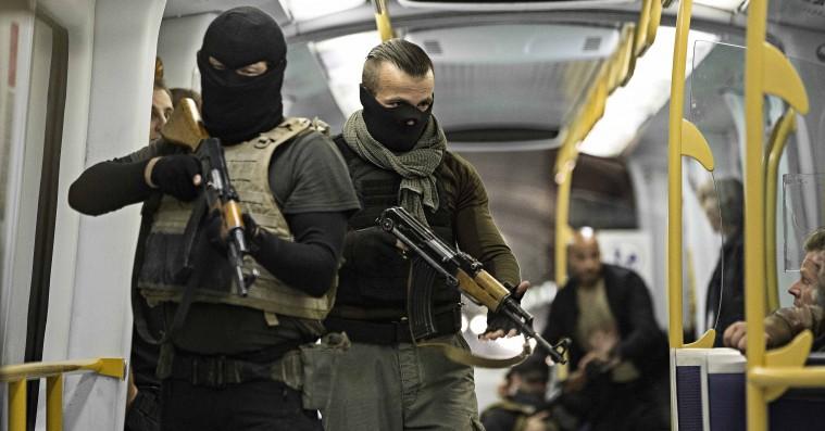 'Gidseltagningen': Kanal 5's terror-serie åbner med høj klasse