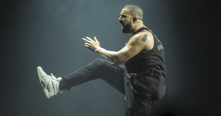 Drake i Royal Arena: Karismaen strålede om kap med sceneshowet