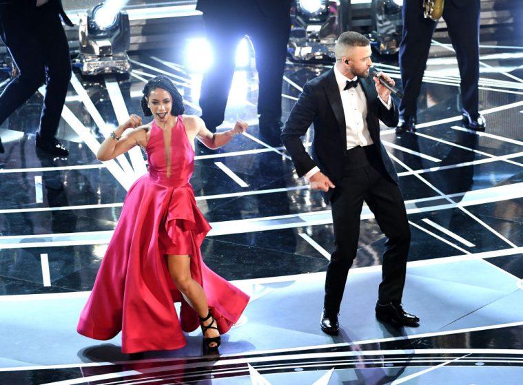 Justin Timberlake åbner Oscar-showet.
