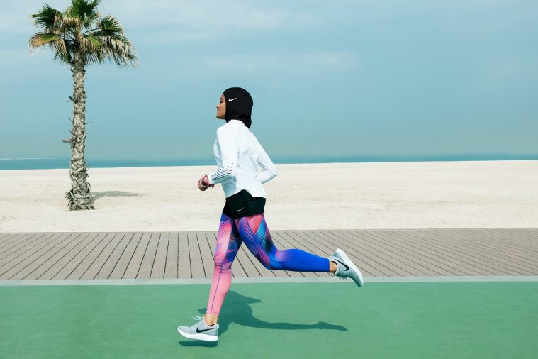Fra Nikes Hijab Pro-kampagne