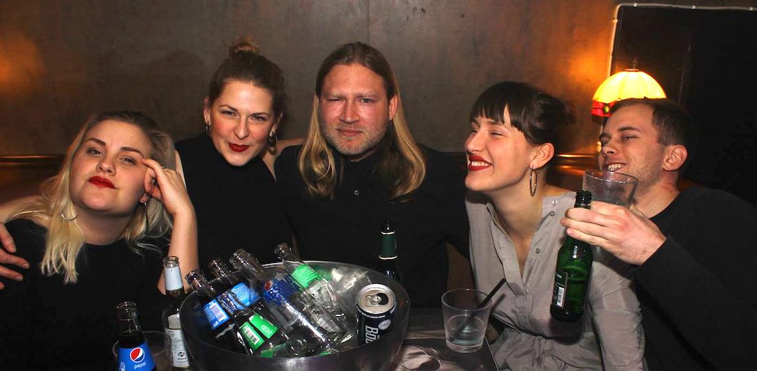 Reportage: Sådan er en aften på Penthouse i virkeligheden