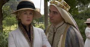 Se Nicole Kidman og Robert Pattinson i traileren til Werner Herzogs 'Queen of the Desert'