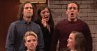 Lorde og Scarlet Johansson trættes af stupide mandlige feminister i kvik 'SNL'-sketch