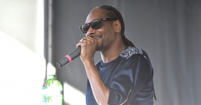 Snoop Dogg skal medvirke i et musical-stykke om sig selv