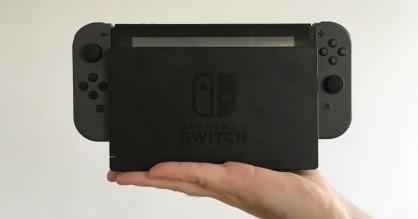 Nintendo Switch er en forfriskende konsol skæmmet af tyndt spiludvalg og skrabede features