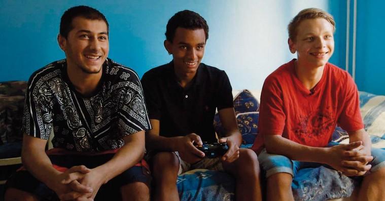 'What Young Men Do': Norsk ungdomsdokumentar er lidt for iscenesat